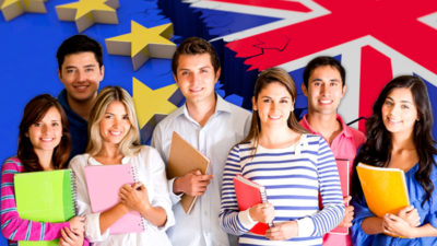 Brexit or No Brexit, enrol more students than ever before!