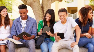 Connecting with students in the mobile world